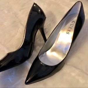 Guess Patent Heels